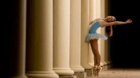 Grundlagen der Komposition im Porträt II - Balletttänzer