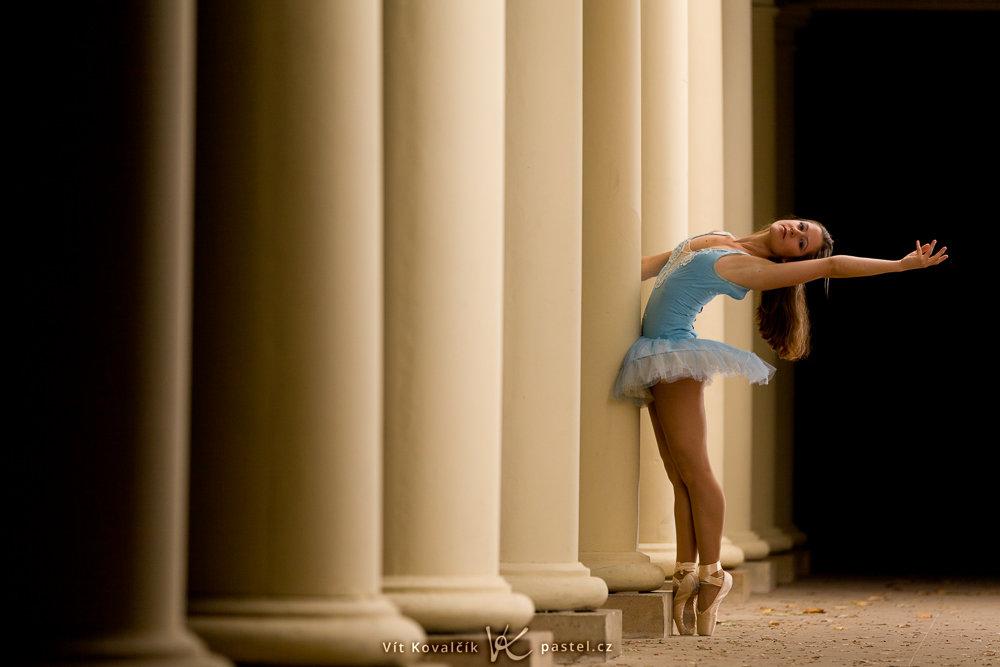 Grundlagen der Komposition im Porträt II - Die Balletttänzer