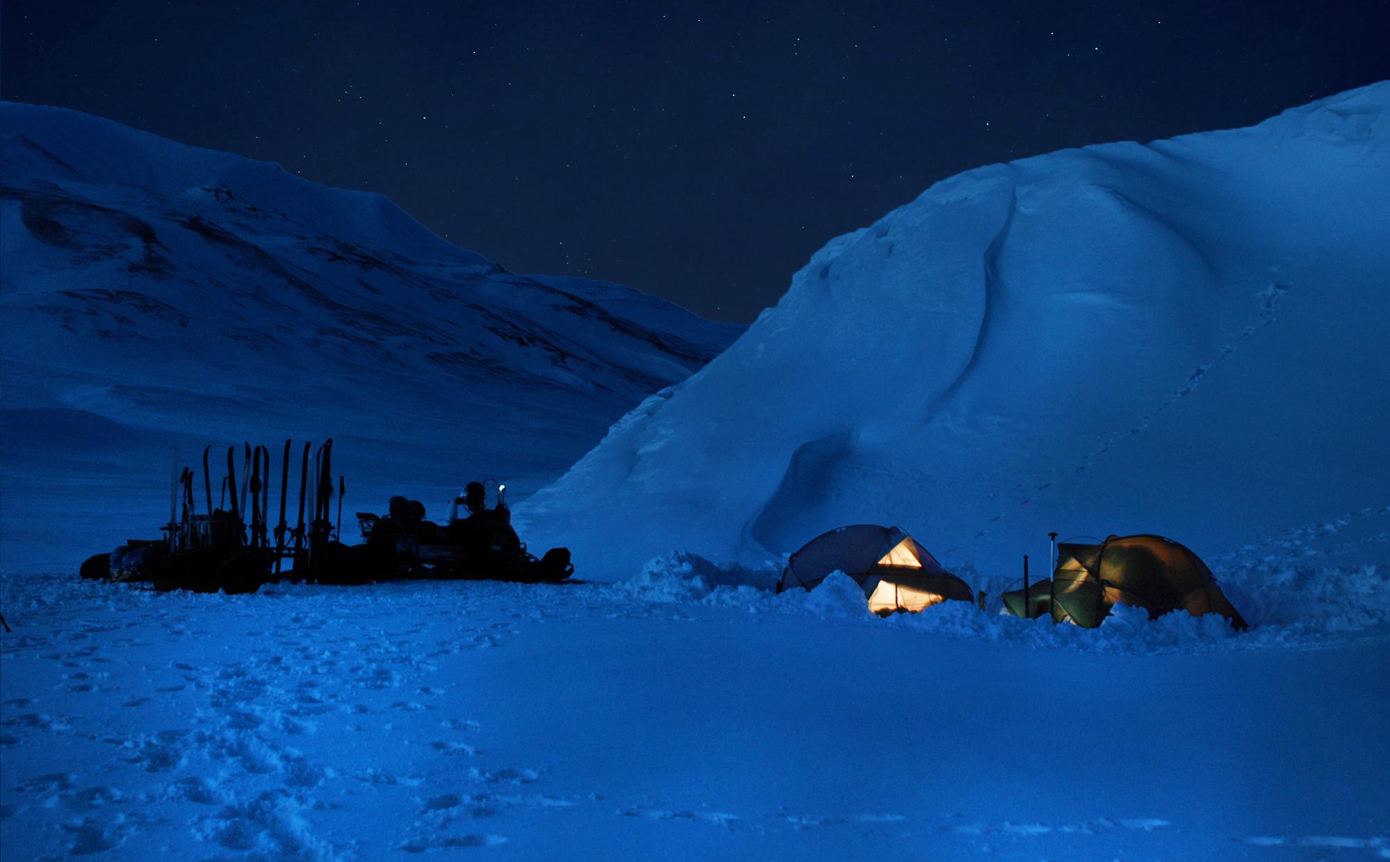 Wie man Nordlichter fotografiert - das Glück steht den Vorbereiteten zur Seite