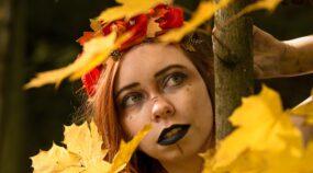 Bildbearbeitungsschule im ZPS X II: Entwickeln eines Herbstporträts Schritt für Schritt