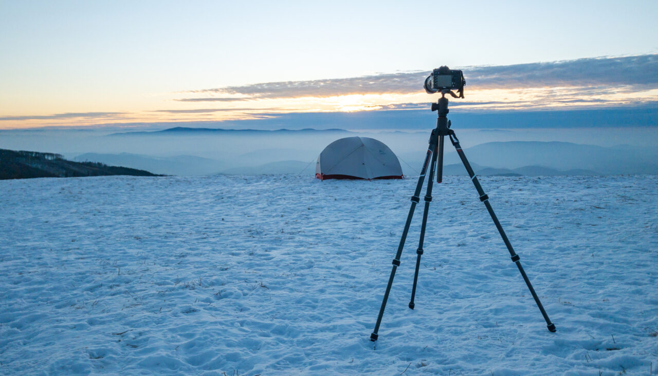 Test: Manfrotto Stativ BeFree GT XPRO Carbon