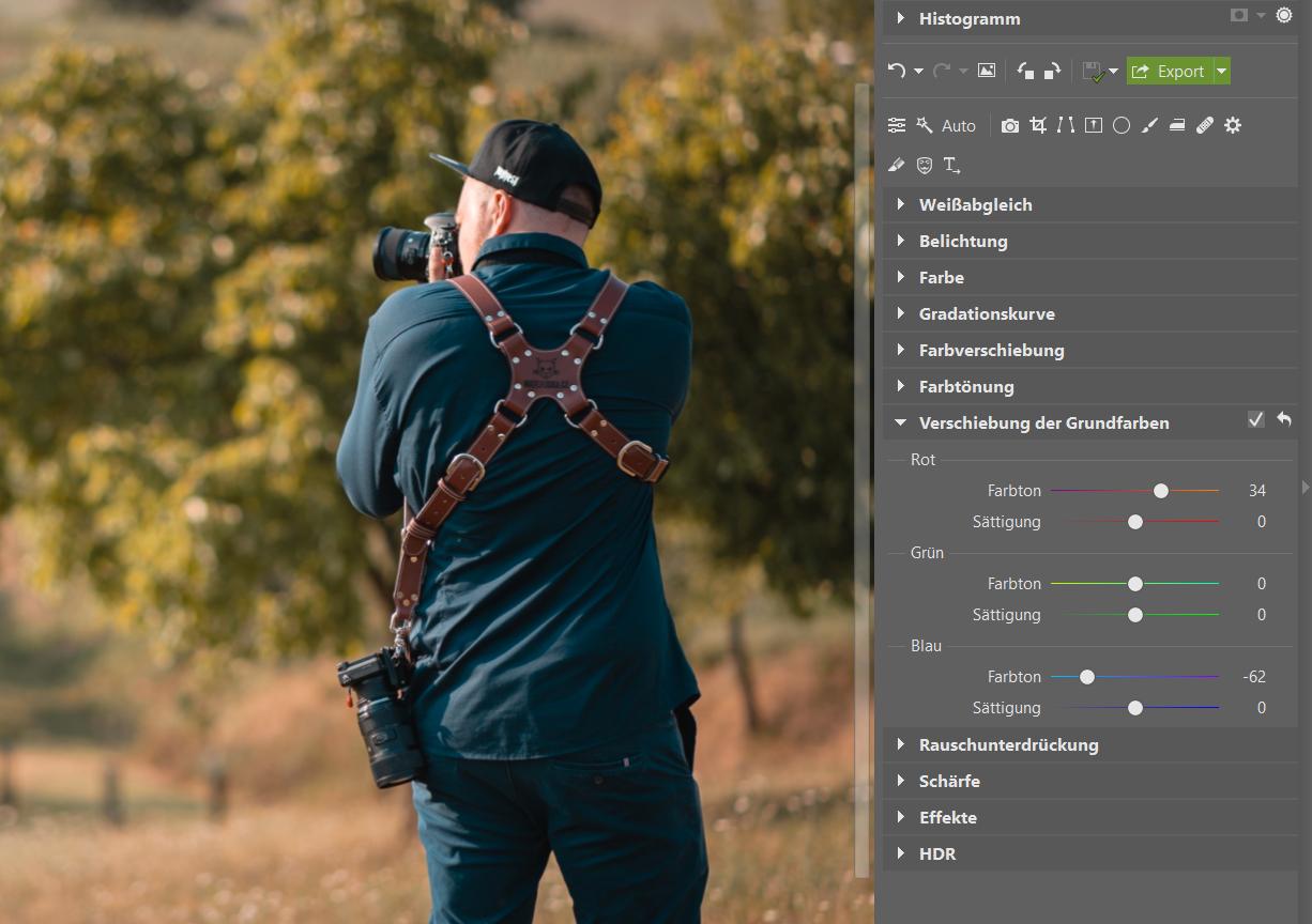 Das Frühlings-Update von Zoner Photo Studio X: Erweiterte Arbeit mit Farben und deutliche Beschleunigung