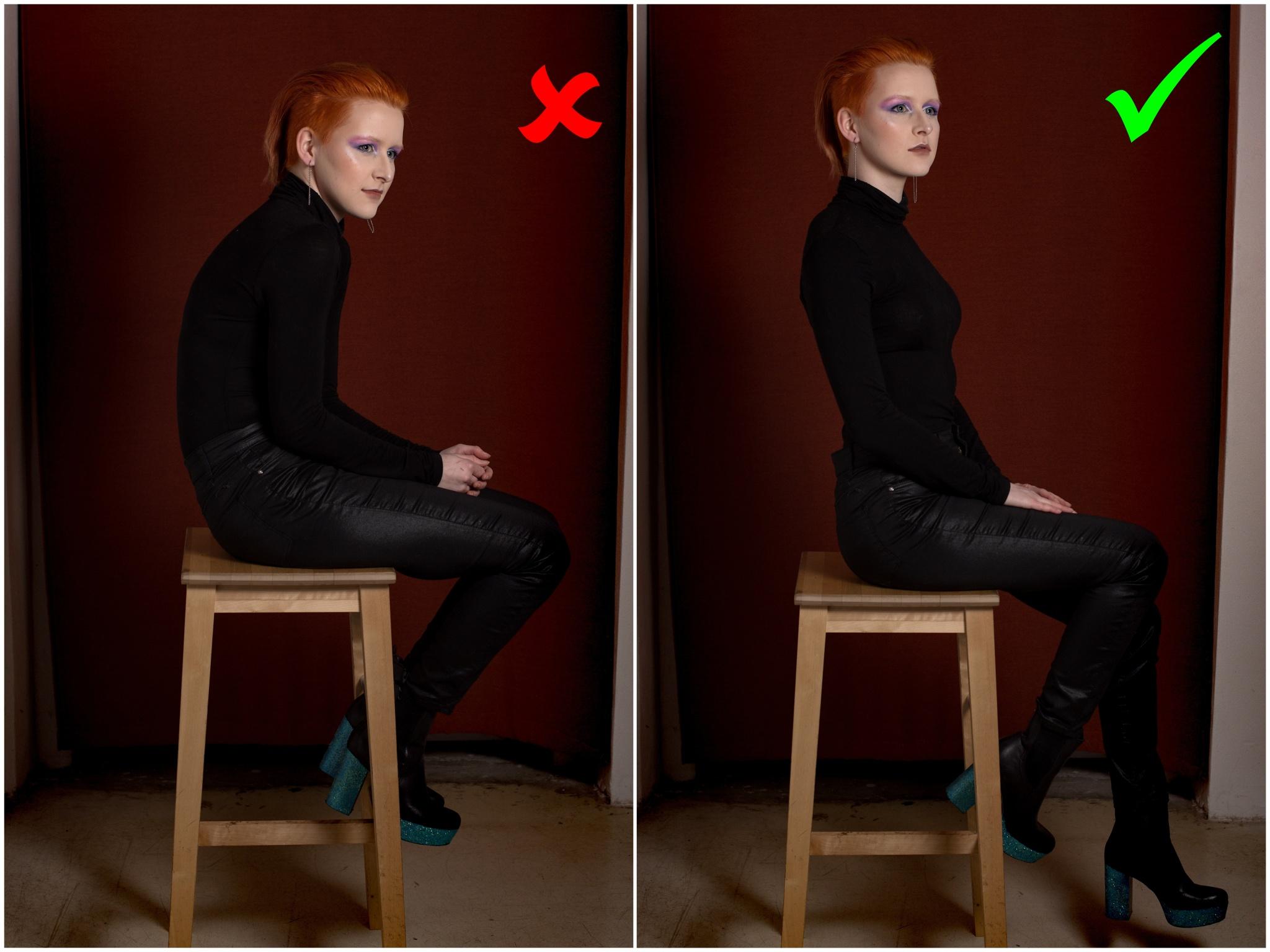 Wie fotografiert man Frauen, Mädchen und Damen