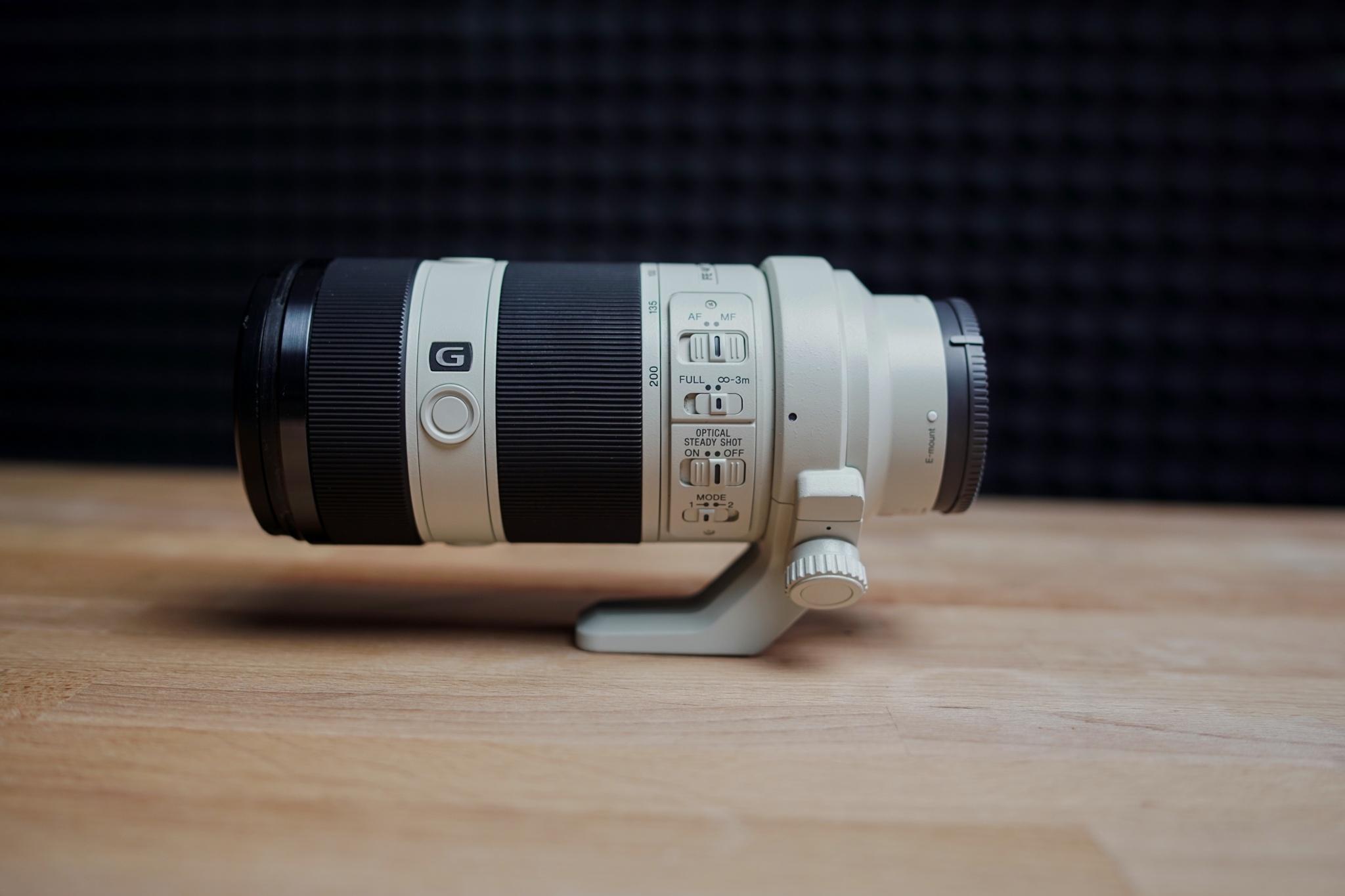 Test: Sony FE 70-200 f/4 G OSS, ein vielseitiger Begleiter für Natur und Sport