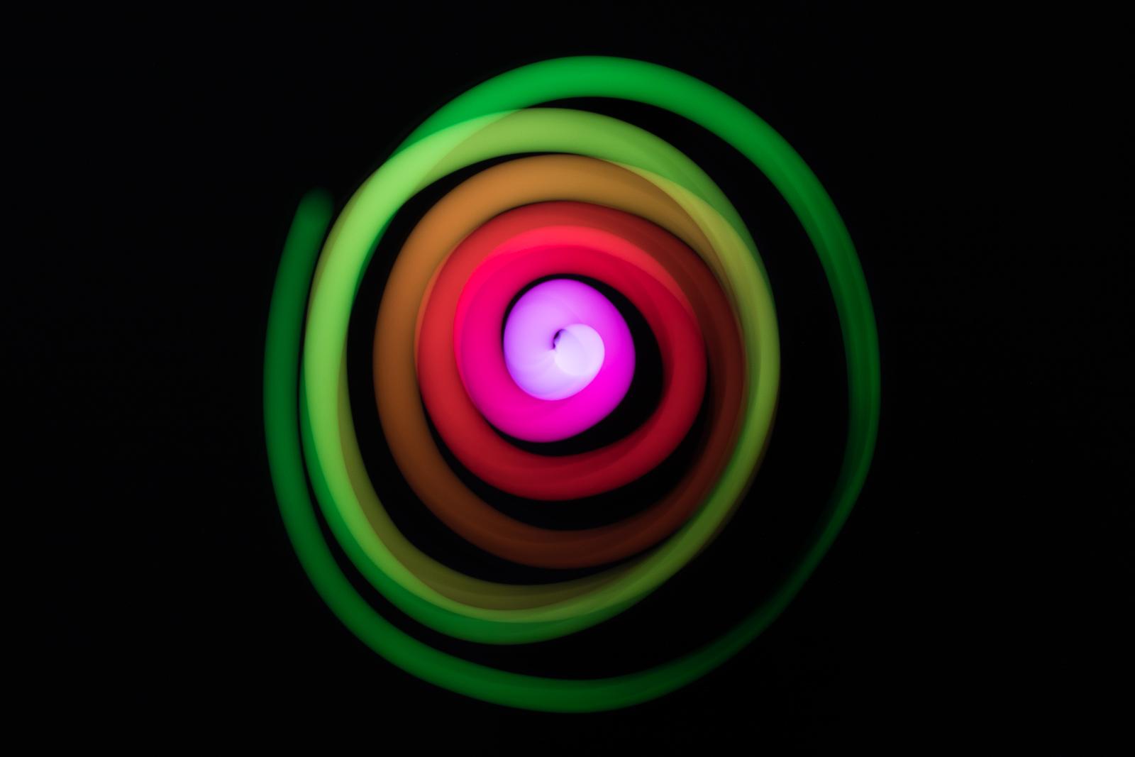 Lightpainting: Wie es geht und was Sie brauchen