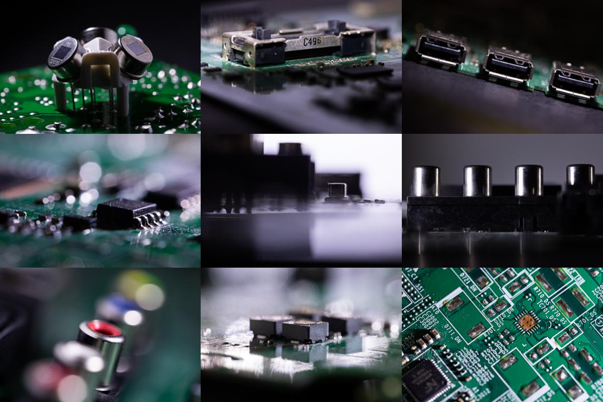 Experiment: Testen Sie das Verhalten von Licht (nicht nur) in der Landschaft. Makrofotografie hilft Ihnen dabei.