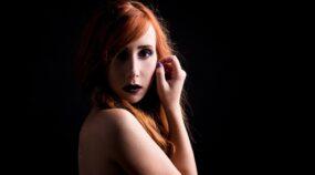 Selbstporträt oder wie man schön, einfach und schnell ein Bild macht