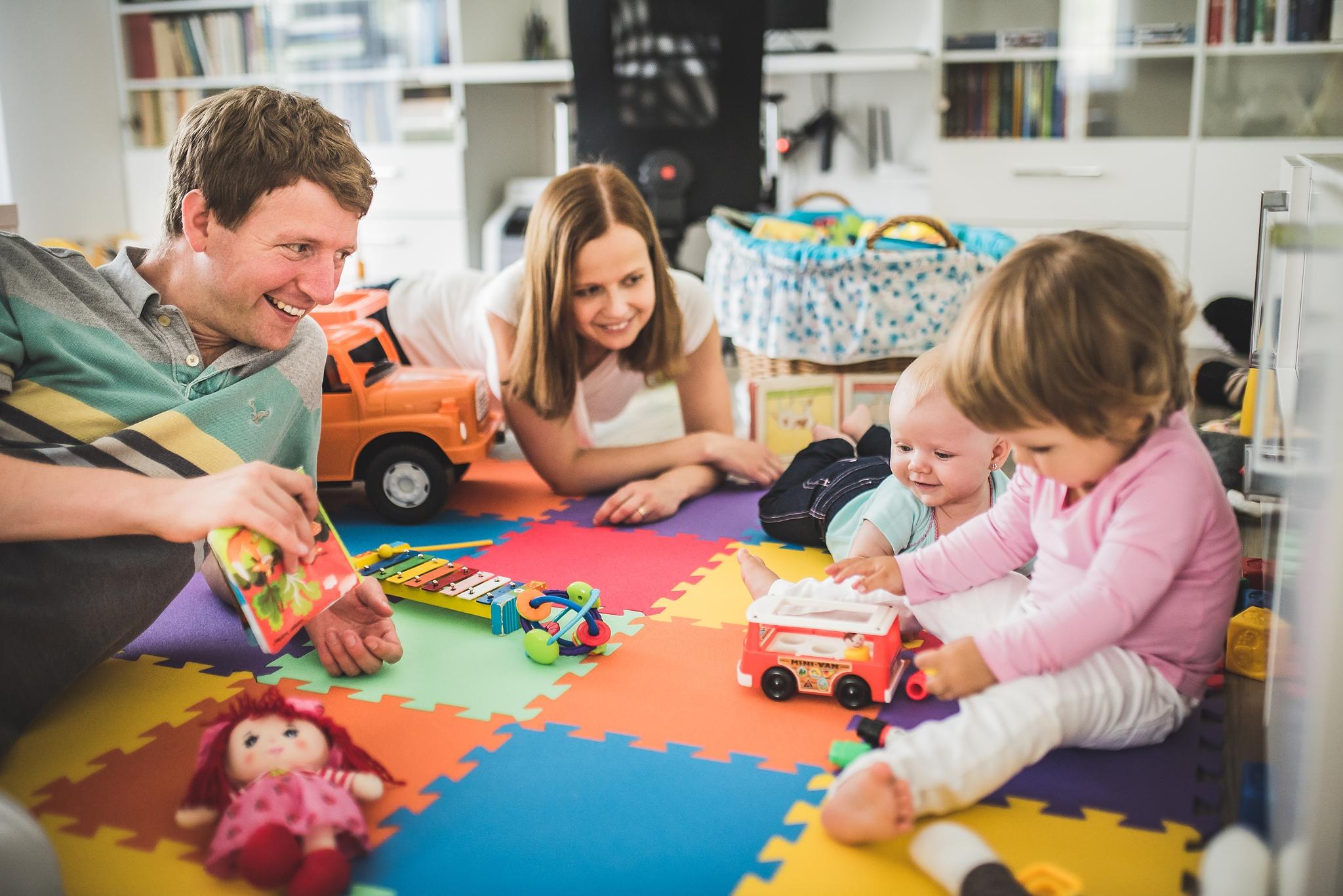 Familienfotografie: Lernen Sie die Grundlagen der Gruppenfotografie