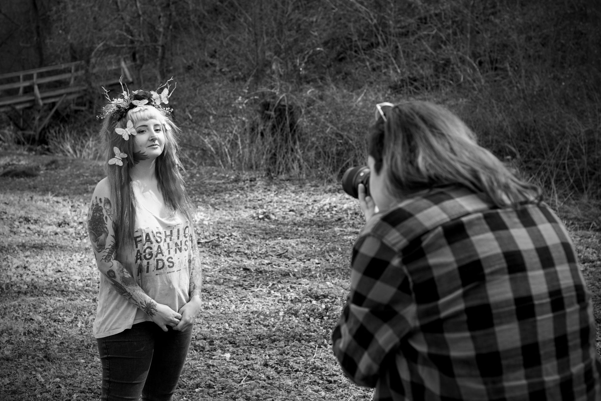 Die Zusammenarbeit zwischen Fotograf und Model: worauf muss man achten, damit alles funktioniert?