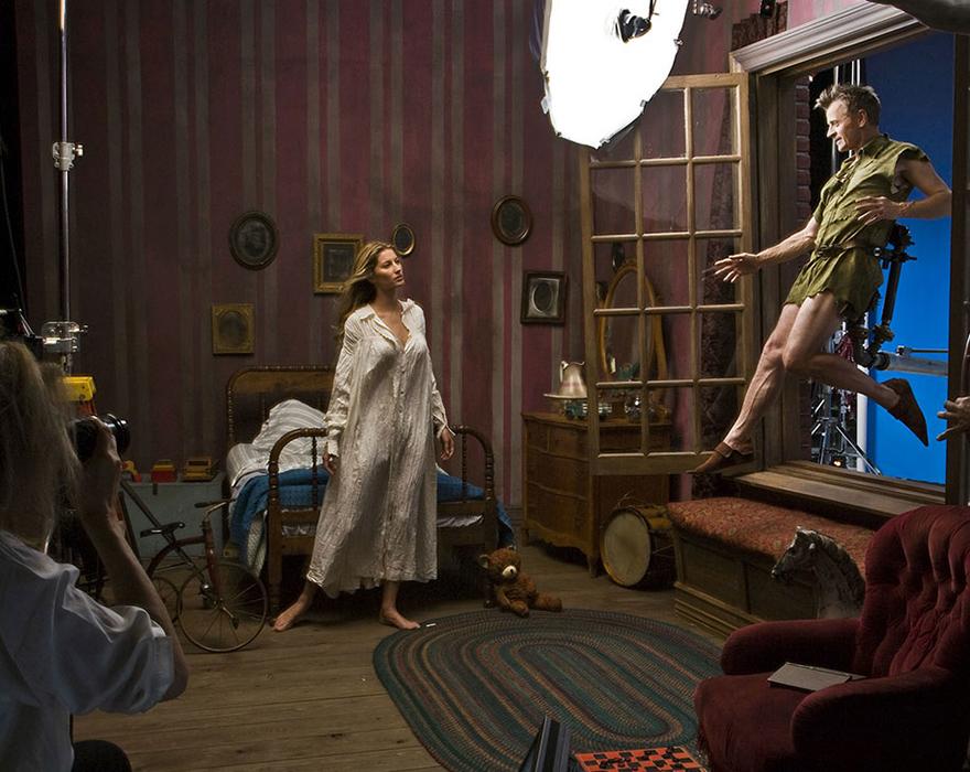 7 Tipps, wie man Porträts wie Annie Leibovitz fotografiert