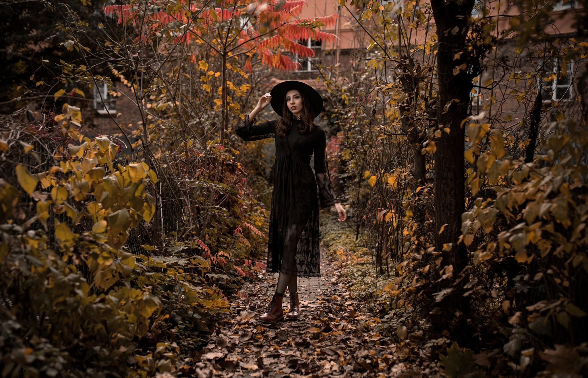 Tipps für Herbstfotografie: nebliger Morgen, Farbenflut und wildes Halloween