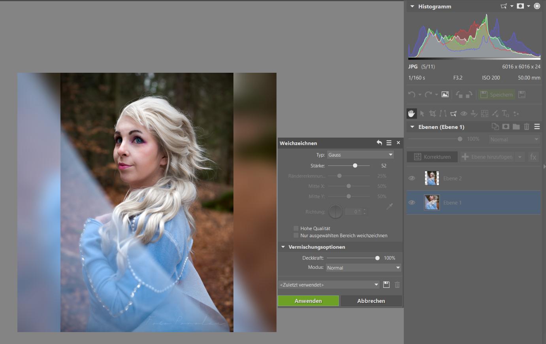 So bearbeiten Sie Fotos für Instagram: Fügen Sie Rahmen hinzu und vermeiden Sie quadratisches Zuschneiden