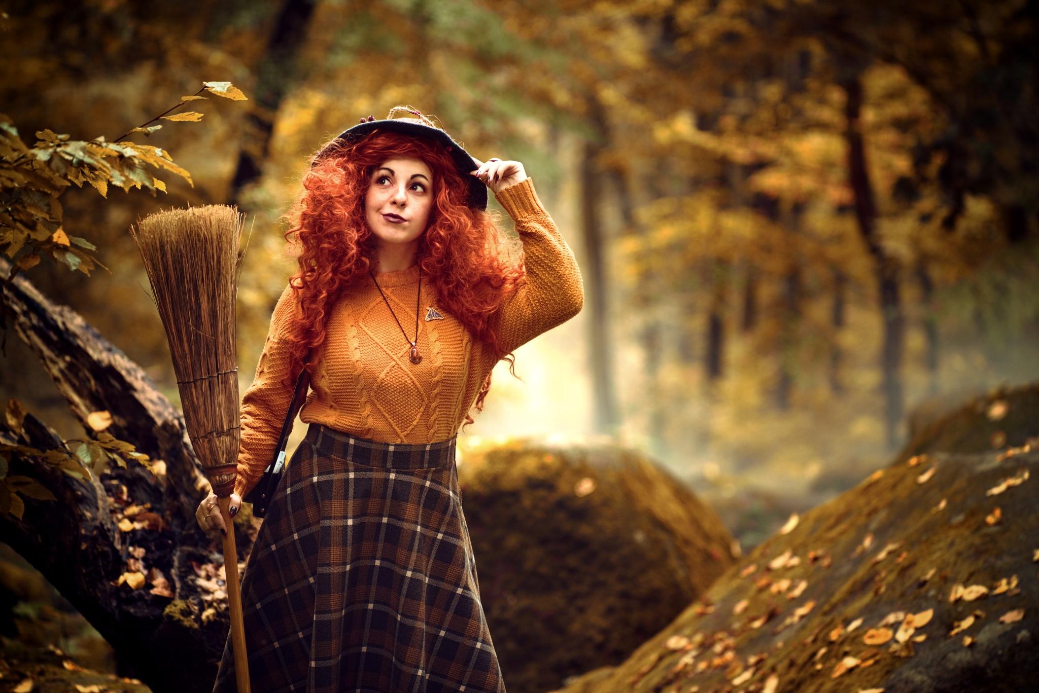 Lassen Sie sich inspirieren! Halloween-Porträtfotografie und -bearbeitung