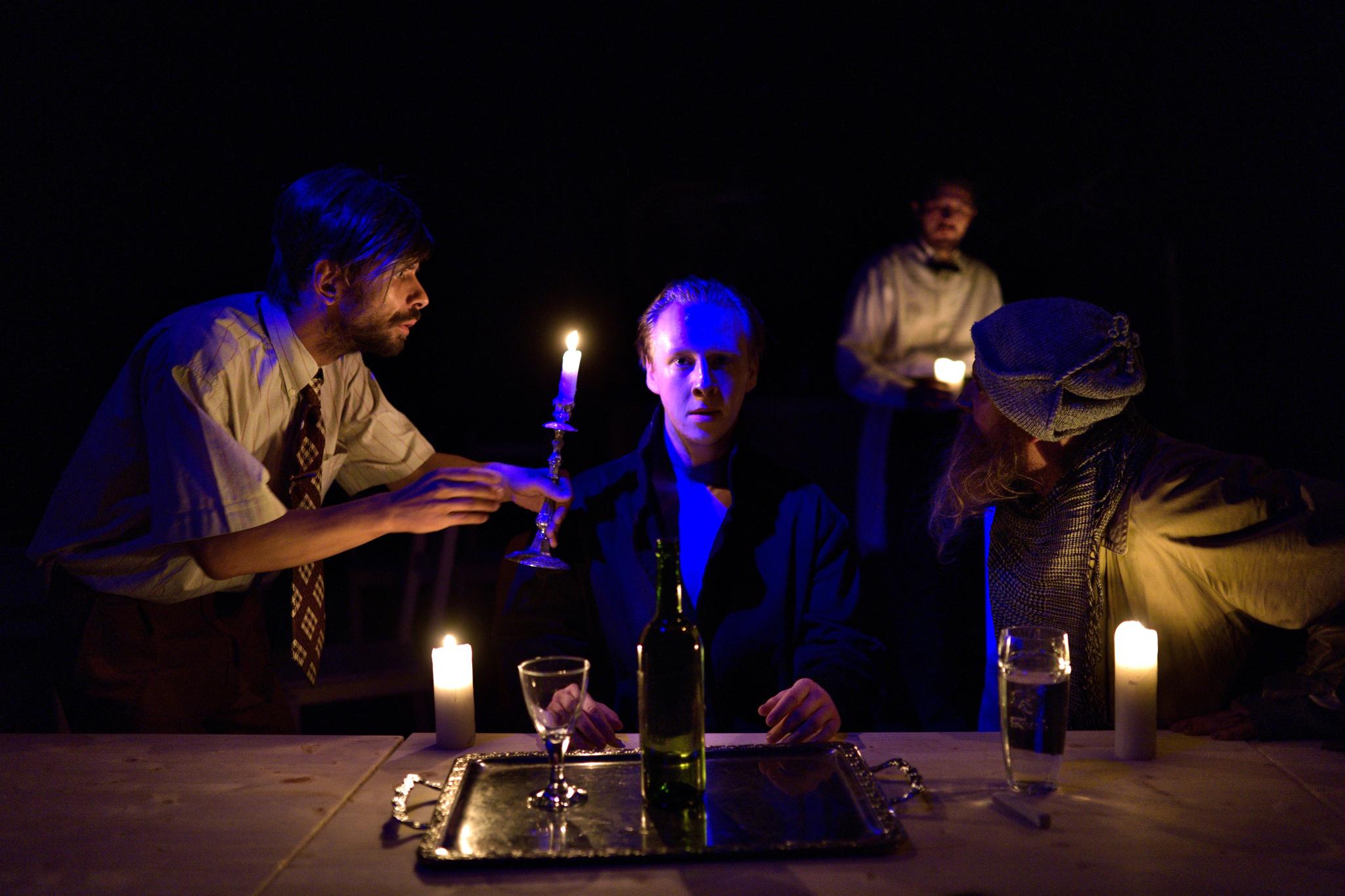 Theaterfotograf Roman Polášek: Man muss das Theater unter der Haut haben