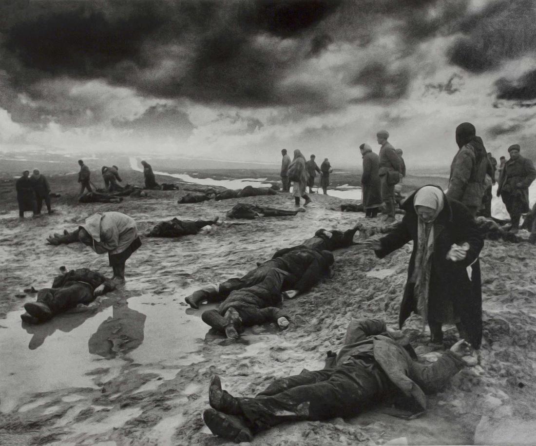 Mit der Kamera im Graben - 5 berühmte Kriegsfotografen