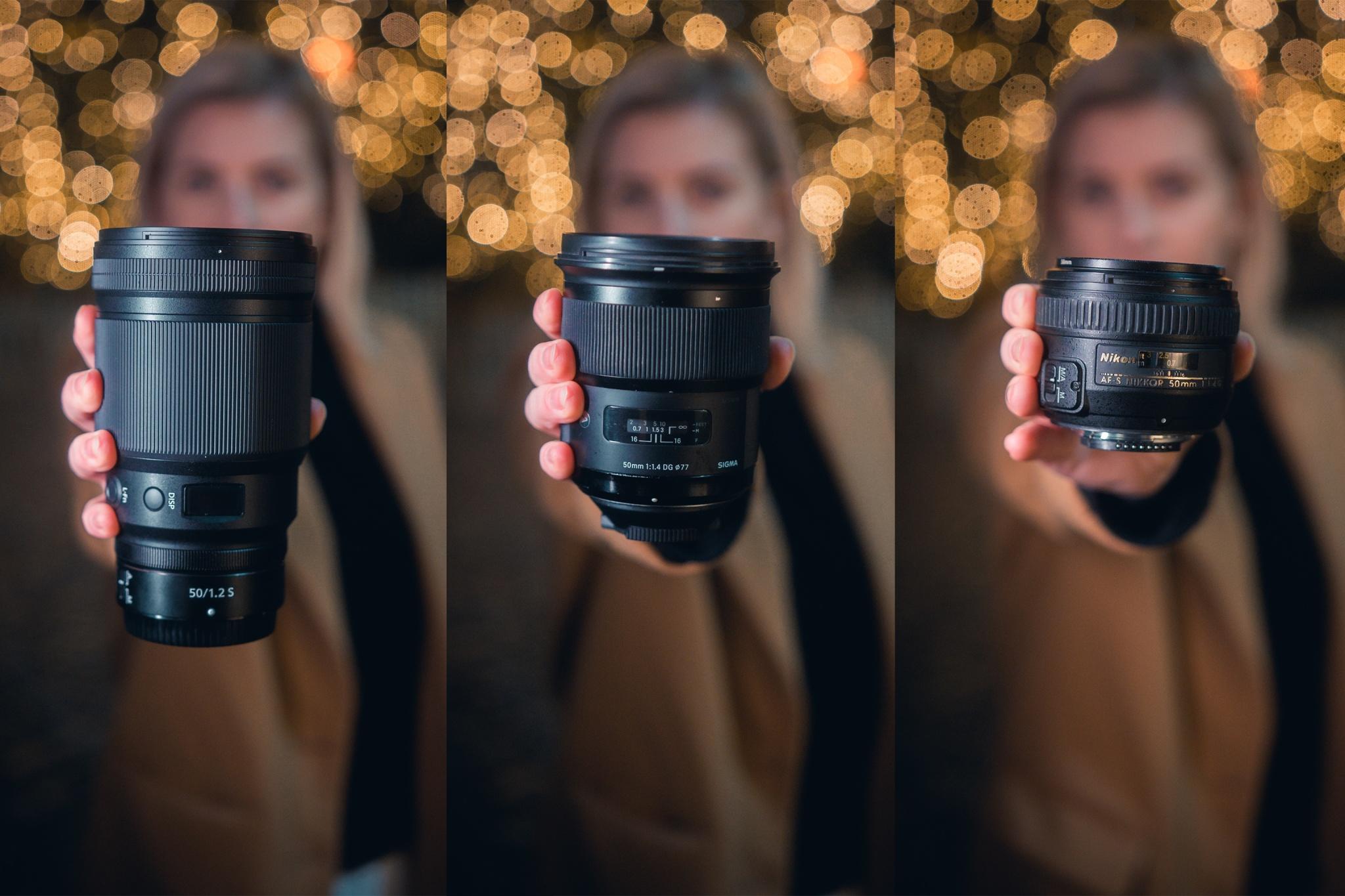 Wunderschönes Bokeh, ausgezeichnete Lichtstärke und Geschwindigkeit - das Nikon Z 50mm f/1.2