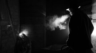 Nach Einbruch der Dunkelheit erblüht das Verbrechen - Fotografie im Film Noir Stil