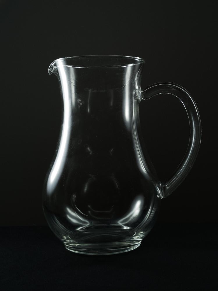 Glas zu Hause fotografieren