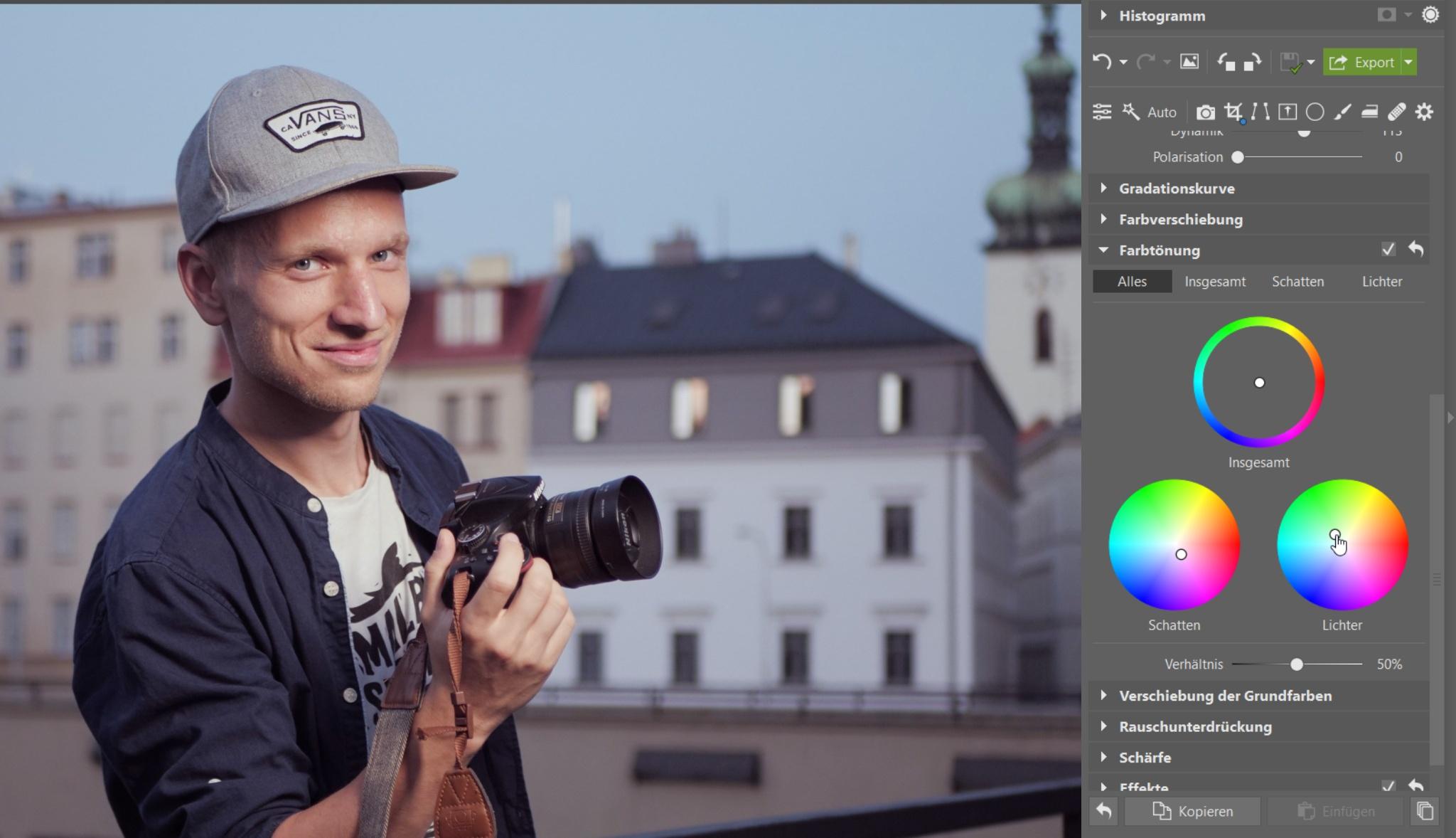 5 grundlegende Bearbeitungen, die Ihre Fotos verbessern