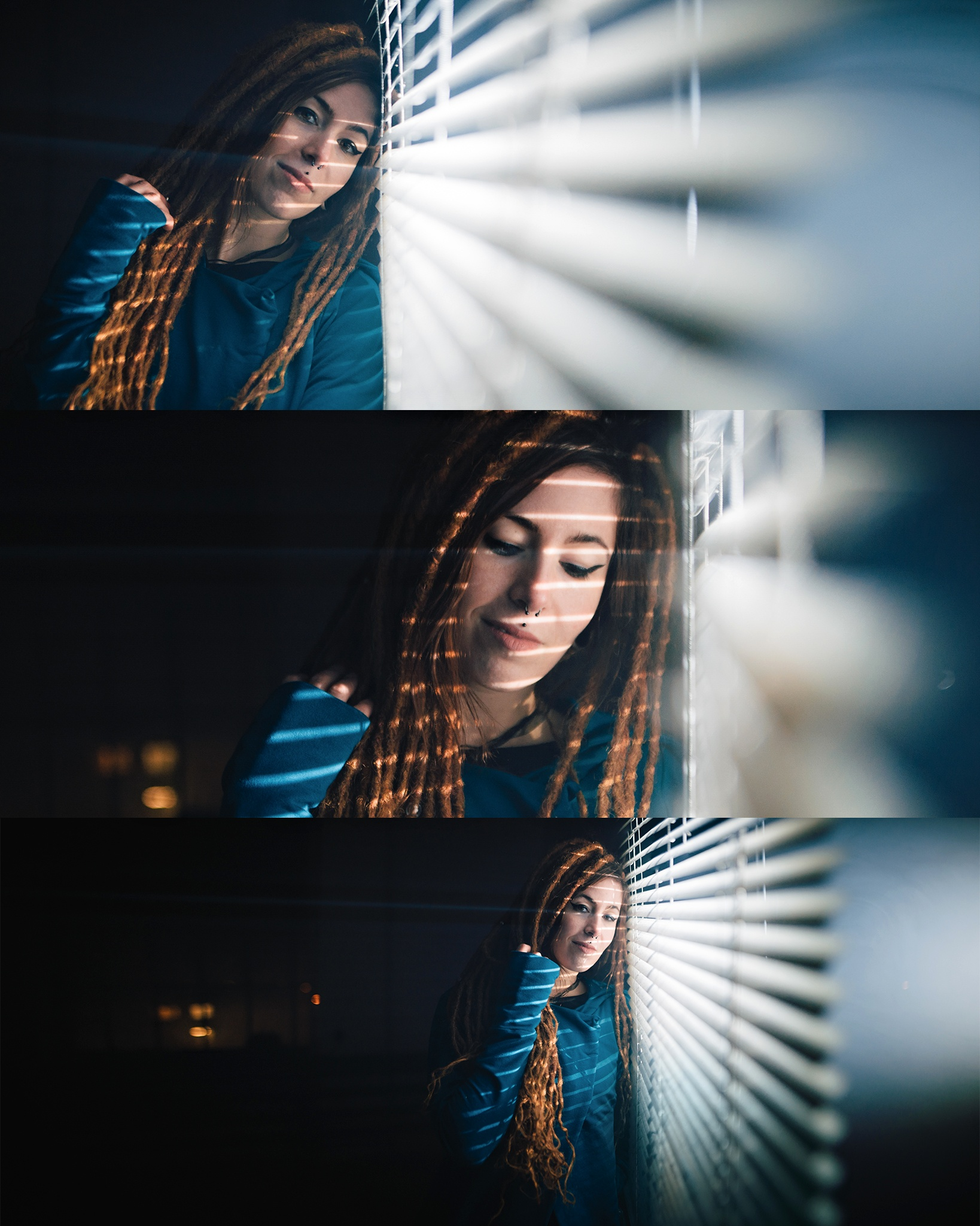 Effektvolle Lichtstreifen: Wie man sie ganz einfach erzeugt und beim Shooting einsetzt