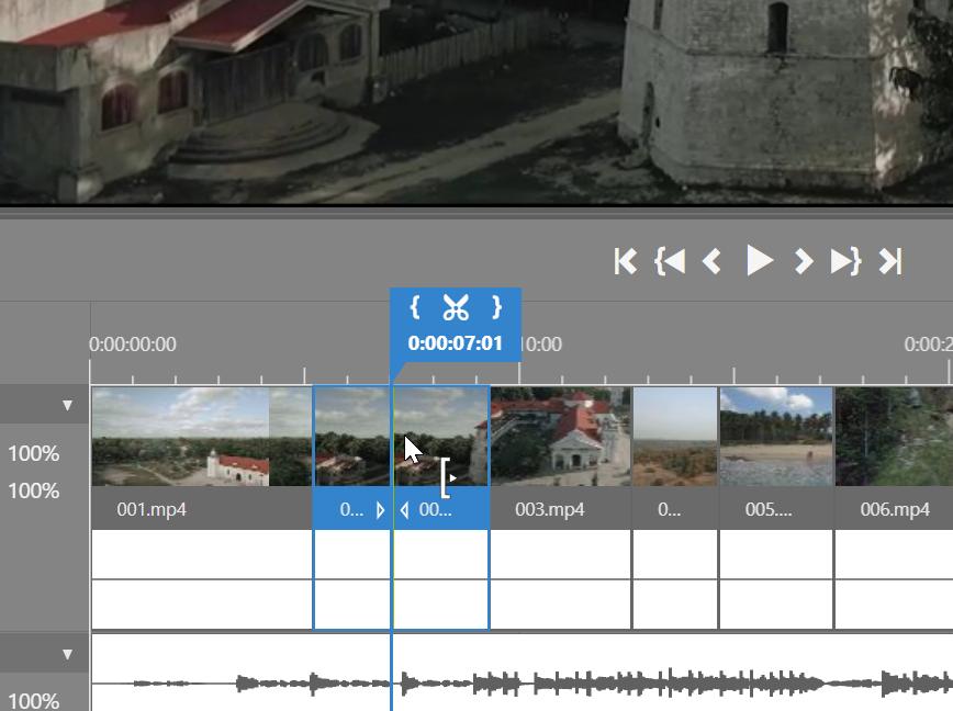 Verbesserte Videobearbeitung in ZPS X: Einfach und schnell wie ein Profi bearbeiten