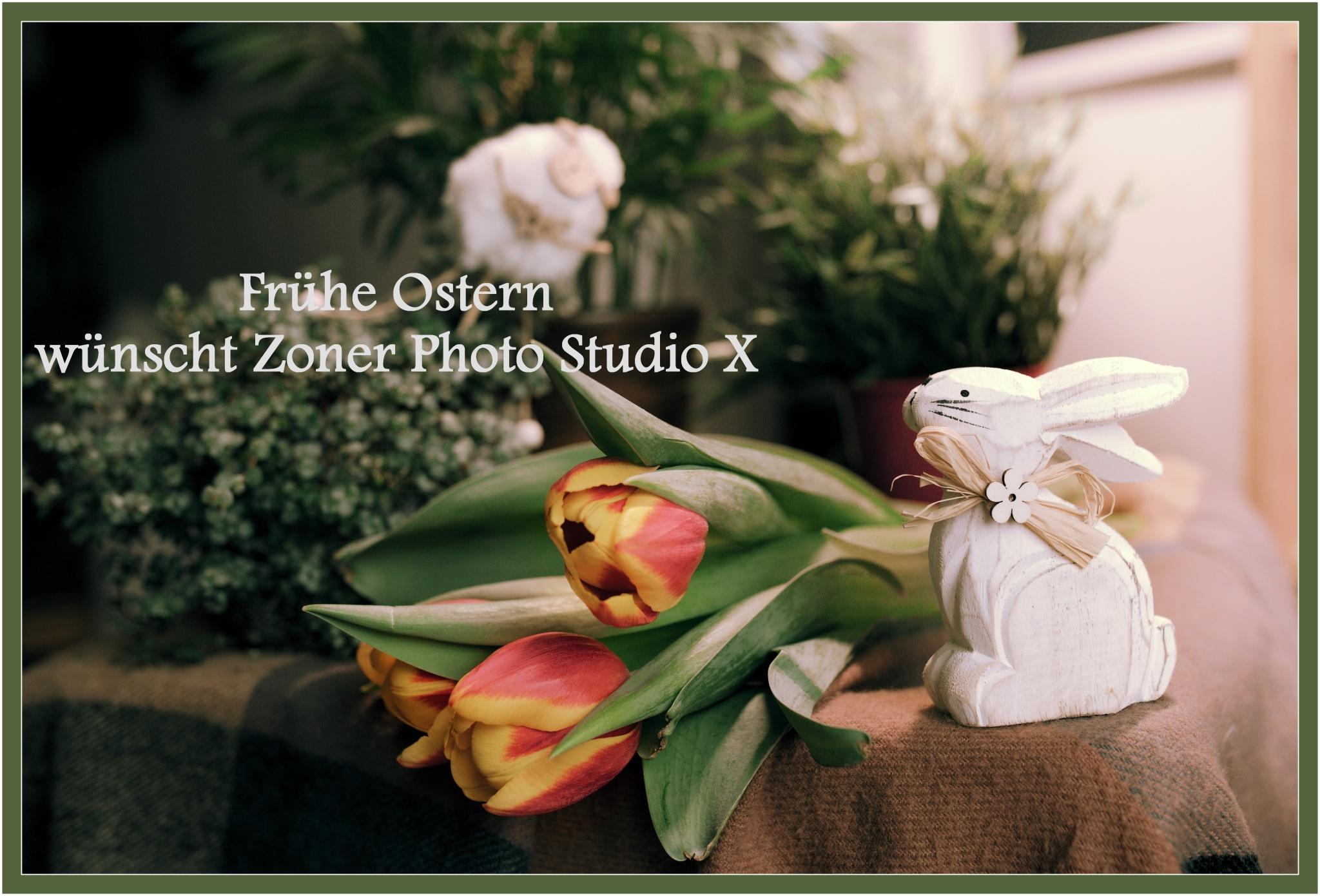 Erstellen Sie Osterkarten mit Ihren eigenen Fotos