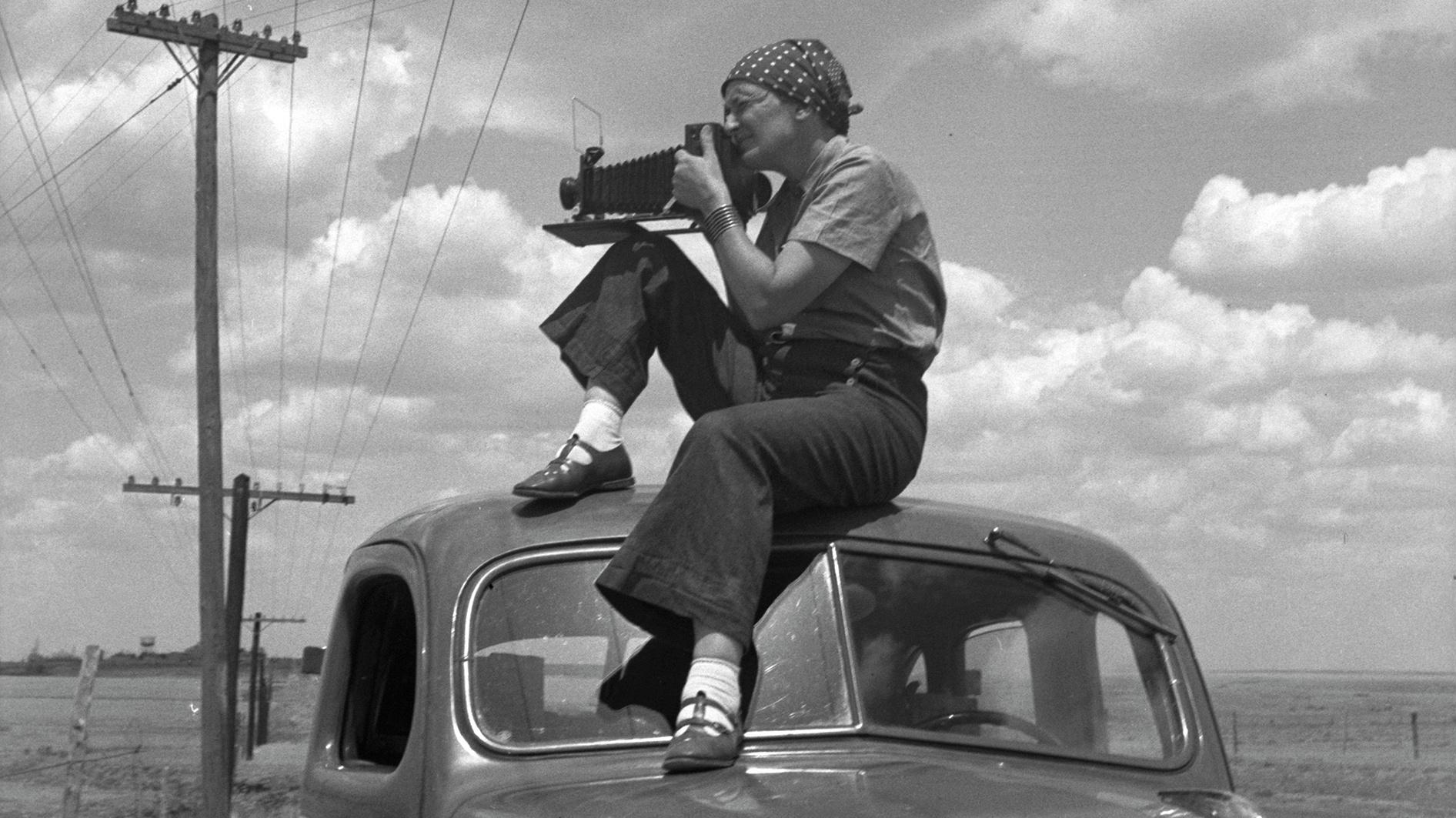 6 Frauen, die die Welt der Fotografie verändert haben