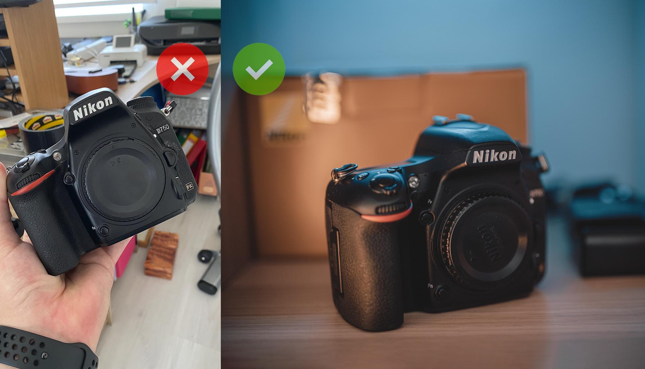 Ein gutes Foto verkauft! So machen Sie ansprechende Fotos von Dingen, die Sie verkaufen möchten