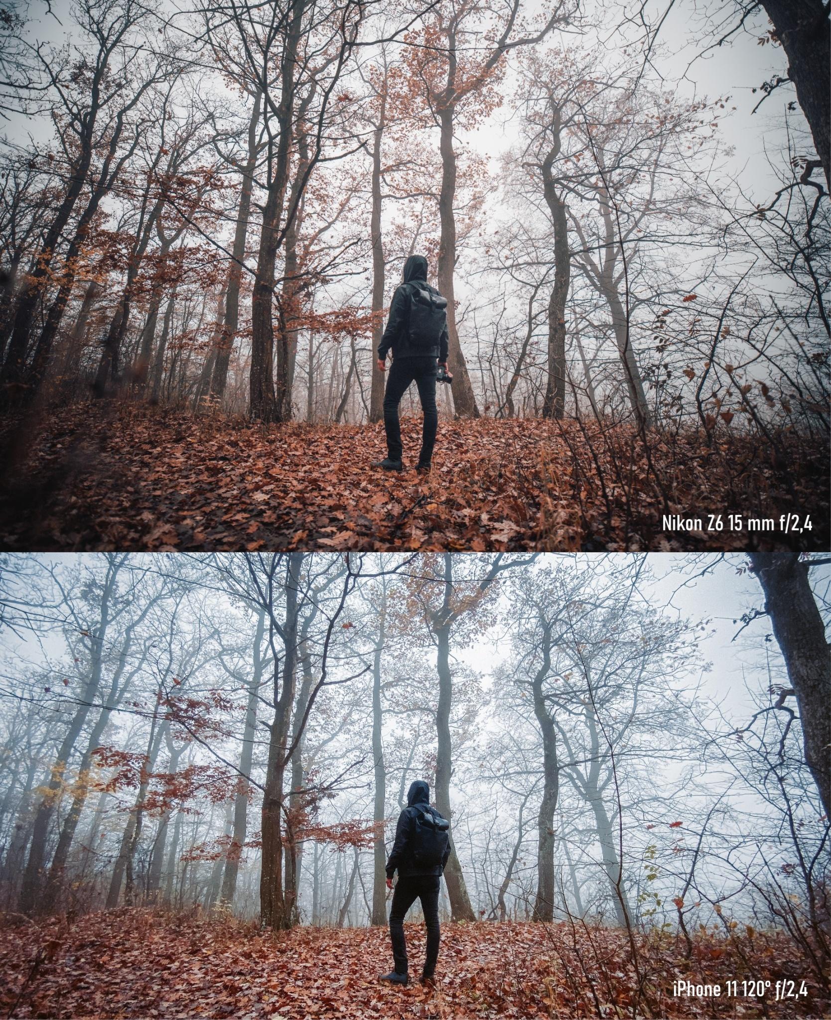 Smartphone vs. Fotoapparat. Wie hat sich der Unterschied entwickelt?
